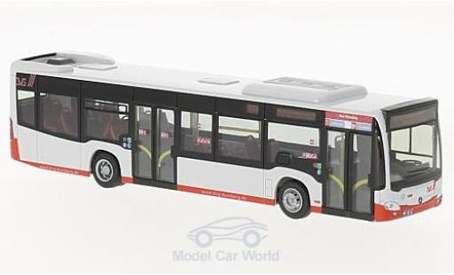 Mercedes Citaro 1/87 Rietze DVG Duisburg 2015 diecast model cars