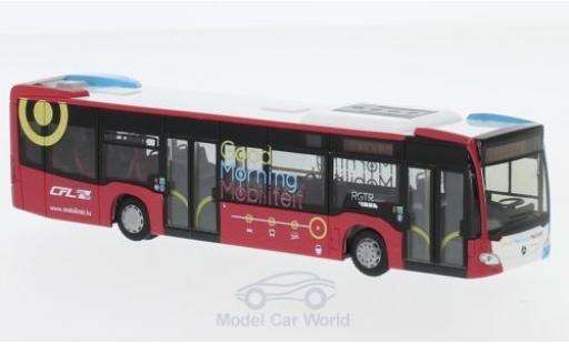 Mercedes Citaro 1/87 Rietze Emil Weber - Good morning Mobilität 2012 miniature