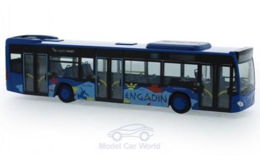 Mercedes Citaro 1/87 Rietze Engadin Bus 2015 diecast model cars