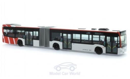 Mercedes Citaro 1/87 Rietze G Hybrid SWK Krefeld 2015 miniature