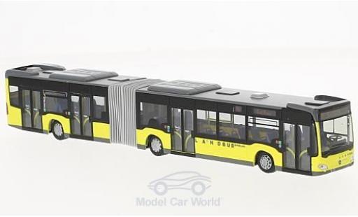 Mercedes Citaro 1/87 Rietze G Landbus Unterland 2012 diecast model cars