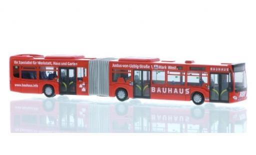 Mercedes Citaro 1/87 Rietze G Omnibusverkehr Kocher - Bauhaus 2015 miniature