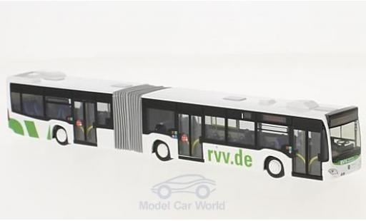Mercedes Citaro 1/87 Rietze G RVV - Regensburg 2015 diecast model cars