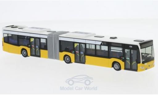 Mercedes Citaro 1/87 Rietze G SSB Stuttgart 2015 miniature