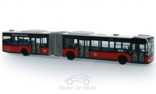 Mercedes Citaro 1/87 Rietze G Südniedersachsenbus 2011 diecast model cars