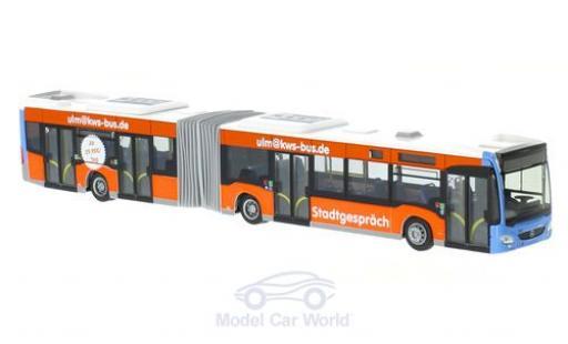 Mercedes Citaro 1/87 Rietze G SWU Ulm 2012 miniature