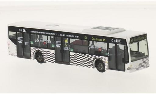 Mercedes Citaro 1/87 Rietze Graz Linien-Formula 1 (A) diecast model cars