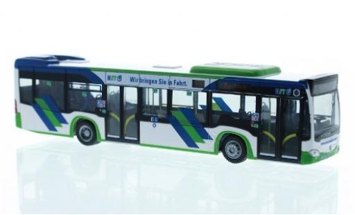 Mercedes Citaro 1/87 Rietze Hybrid Hagener Straßenbahn 2015 diecast model cars