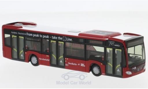 Mercedes Citaro 1/87 Rietze IVB Innsbruck (A) 2012 diecast model cars