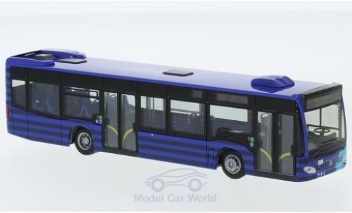 Mercedes Citaro 1/87 Rietze Oberhavel Verkehrsgesellschaft 2015 diecast model cars