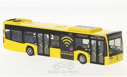 Mercedes Citaro 1/87 Rietze Ruhrbahn Essen - Innovationsbus 2015 diecast model cars