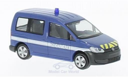 Volkswagen Caddy 1/87 Rietze Gendarmerie (F) 2011 diecast