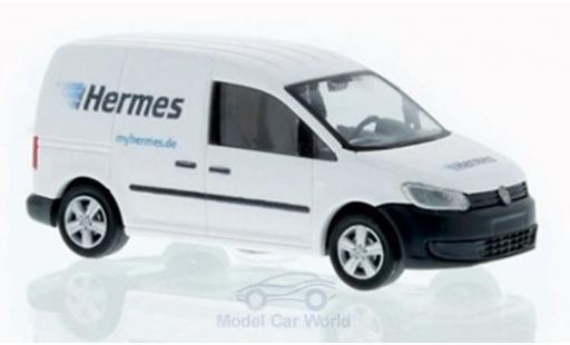 Volkswagen Caddy 1/87 Rietze Hermes 2011 miniature