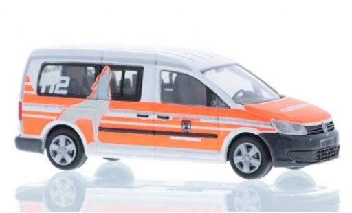 Volkswagen Caddy 1/87 Rietze Maxi Feuerwehr Wolfsburg 2011 miniature