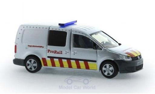 Volkswagen Caddy 1/87 Rietze Maxi Prorail 2011 diecast