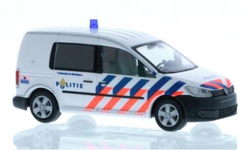 Volkswagen Caddy 1/87 Rietze Politie (NL) 2011 miniature