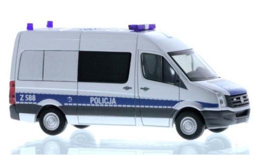 Volkswagen Crafter 1/87 Rietze Policja (PL) 2011 modellautos