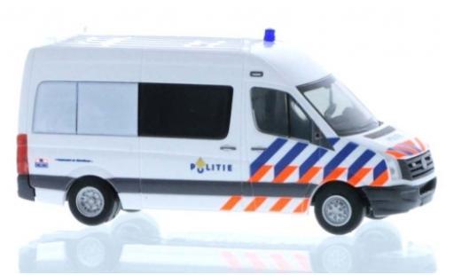 Volkswagen Crafter 1/87 Rietze Politie (NL) 2011 modellino in miniatura