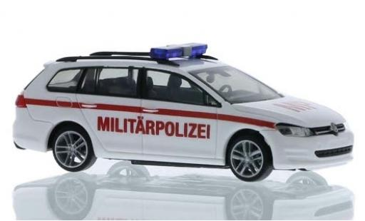 Volkswagen Golf 1/87 Rietze VII Variant Militärpolizei (AT) diecast model cars