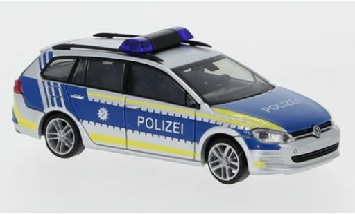 Volkswagen Golf 1/87 Rietze VII Variant Polizei Bayern diecast model cars