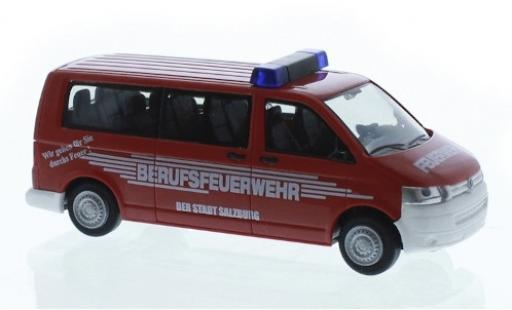 Volkswagen T5 1/87 Rietze Berufsfeuerwehr Salzburg (A) 2003 miniature