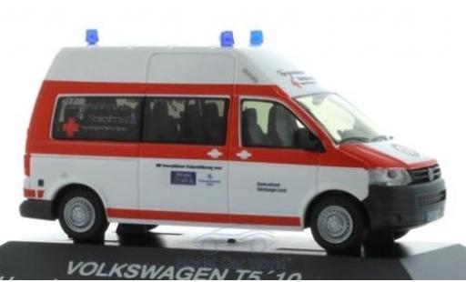 Volkswagen T5 1/87 Rietze BRK-Hospizmobil KV Nürnberger Land 2010 miniature