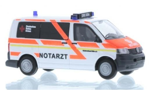 Volkswagen T5 1/87 Rietze DRK Köln médecin d diecast model cars