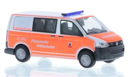 Volkswagen T5 1/87 Rietze Feuerwehr Hildesheim 2010 miniature