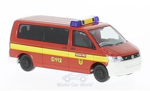 Volkswagen T5 1/87 Rietze GP Feuerwehr Lünen miniature