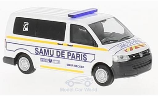 Volkswagen T5 1/87 Rietze GP Samu de Paris (FR) miniature
