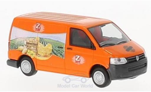 Volkswagen T5 1/87 Rietze GP Zweifel (CH) miniature