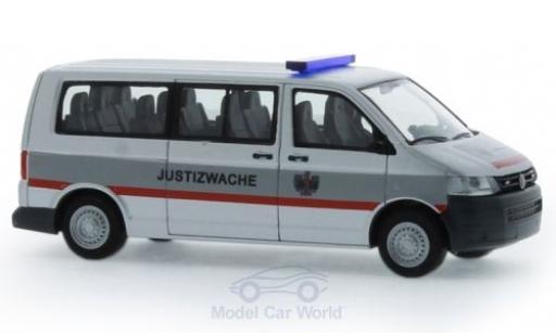 Volkswagen T5 1/87 Rietze Justizwache 2010 miniature