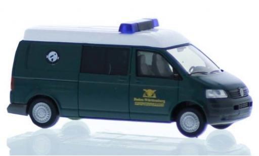 Volkswagen T5 1/87 Rietze Kampfmittelbeseitigung Baden-Württemberg 2010 miniature