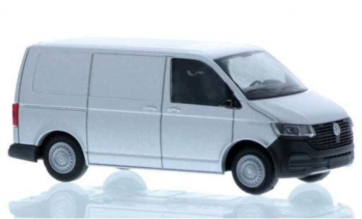 Volkswagen T6 1/87 Rietze .1 Kasten grey court- empattement diecast model cars