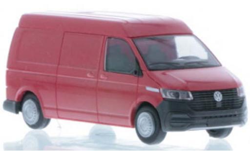 Volkswagen T6 1/87 Rietze .1 LR Kasten MD red diecast model cars