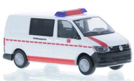 Volkswagen T6 1/87 Rietze DB Notfallmanagment court- empattement diecast model cars