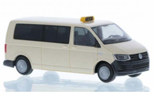 Volkswagen T6 1/87 Rietze Taxi (D) plus long empattement diecast model cars