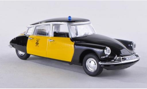 Citroen DS 1/43 Rio 19 Taxi Barcellona 1969 Taxi Barcelona diecast model cars