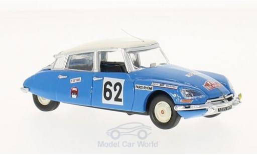 Citroen DS 21 1/43 Rio No.62 Rallye Monte-Carlo 1970 J-L.Salomon/Saintigny miniature