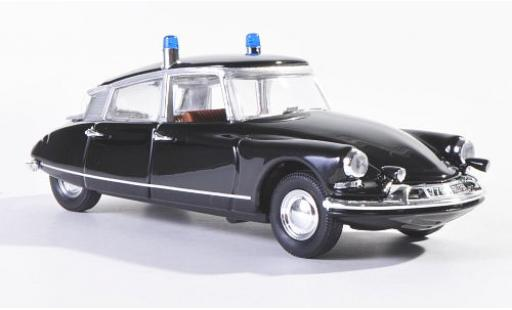 Citroen ID 19 1/43 Rio Polizia Paris 1968 police (F) miniature