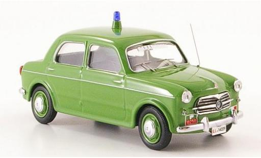 Fiat 1100 1/43 Rio -103 T.V. Carabinieri 1955 police coche miniatura