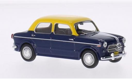 Fiat 1100 1/43 Rio TV India Mumbai Taxi diecast model cars