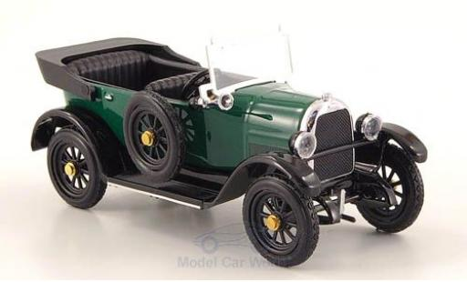 Fiat 501 1/43 Rio Sport verte 1919 miniature