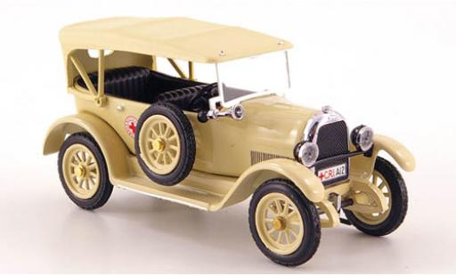Fiat 501 1/43 Rio Torpedo Croce Rossa 1936 diecast model cars
