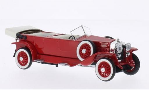 Fiat 519 1/43 Rio S Torpedo rot 1923 ouvert modellautos