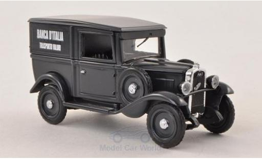 Fiat Balilla 1/43 Rio Furgonei Banca D.Italia - Trasporto Valori 1936 miniature