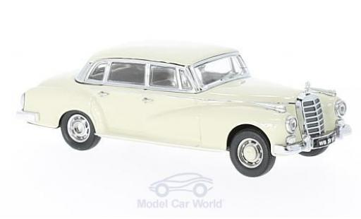 Mercedes 300 S 1/43 Rio L beige Konrad Adenauer 1951 miniature