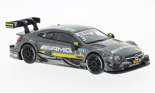 Mercedes Classe C 1/43 RMZ Hobby AMG C 63 DTM No.3 DTM P.Di Resta diecast model cars