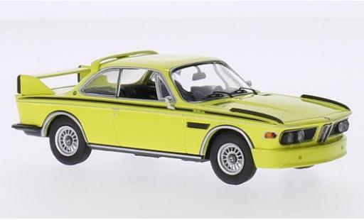 Bmw 3.0 1/43 Schuco (E9) CSL yellow/Dekor diecast model cars