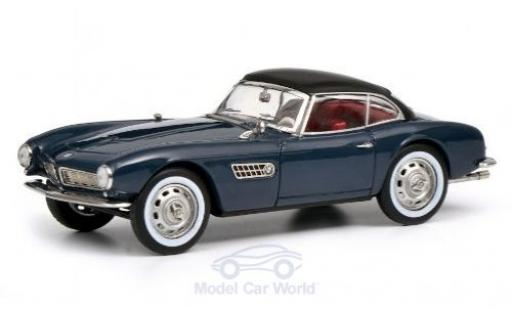 Bmw 507 1/43 Schuco grey/black diecast model cars